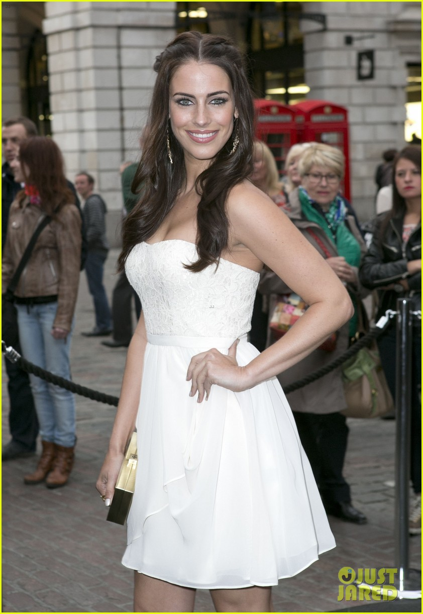jessica lowndes thom evans casio london birthday party 022867094