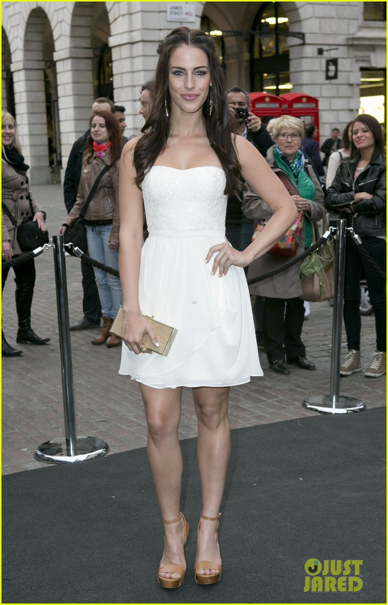 jessica lowndes thom evans casio london birthday party 032867095