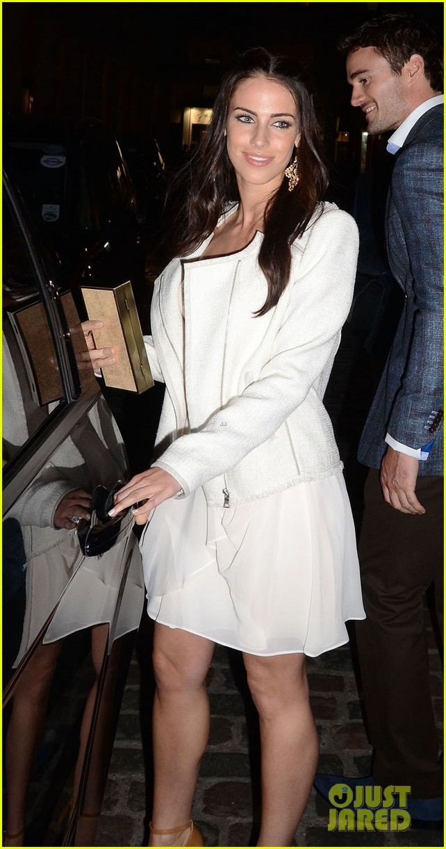 jessica lowndes thom evans casio london birthday party 14