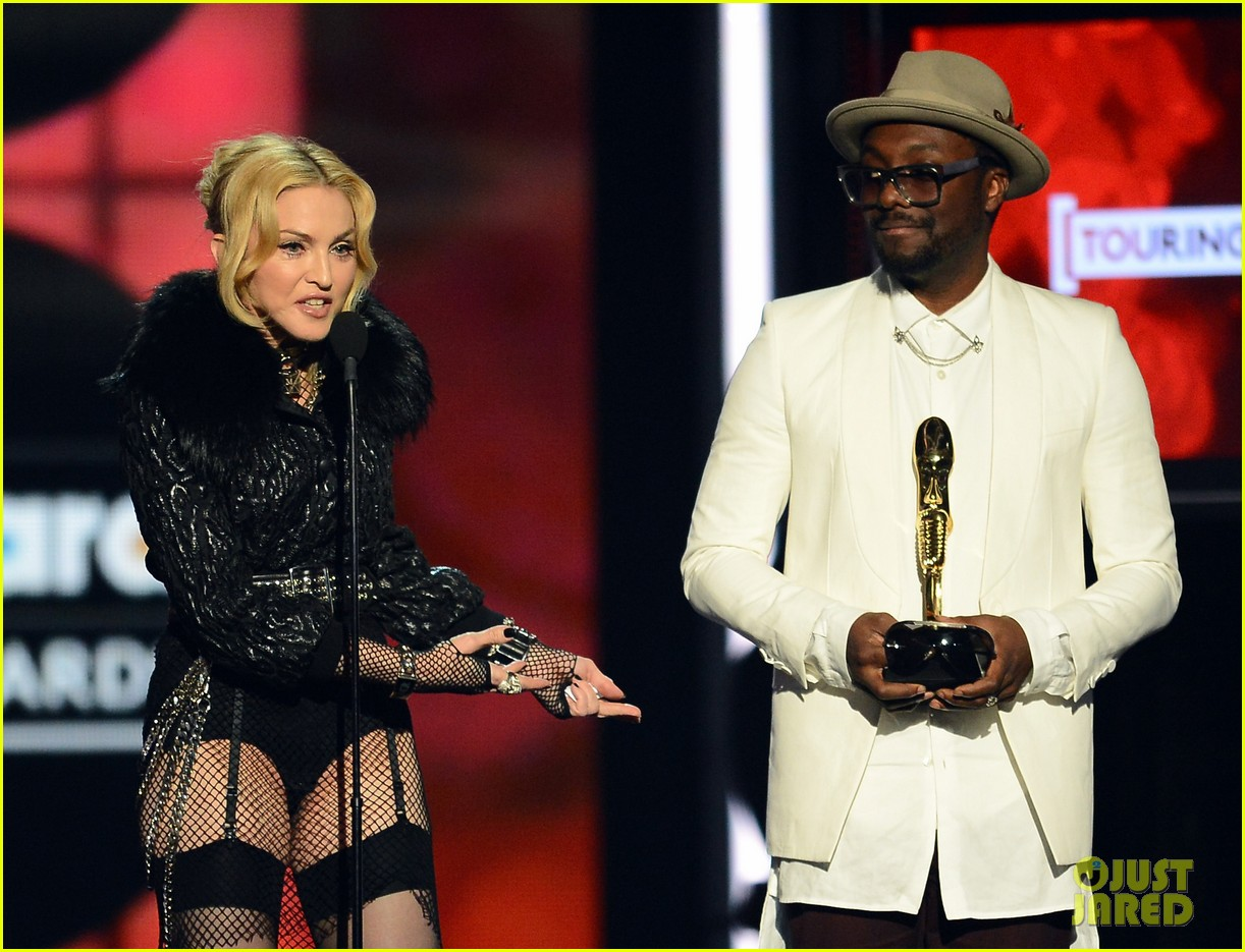 madonna billboard music awards 2013 with william 052874203