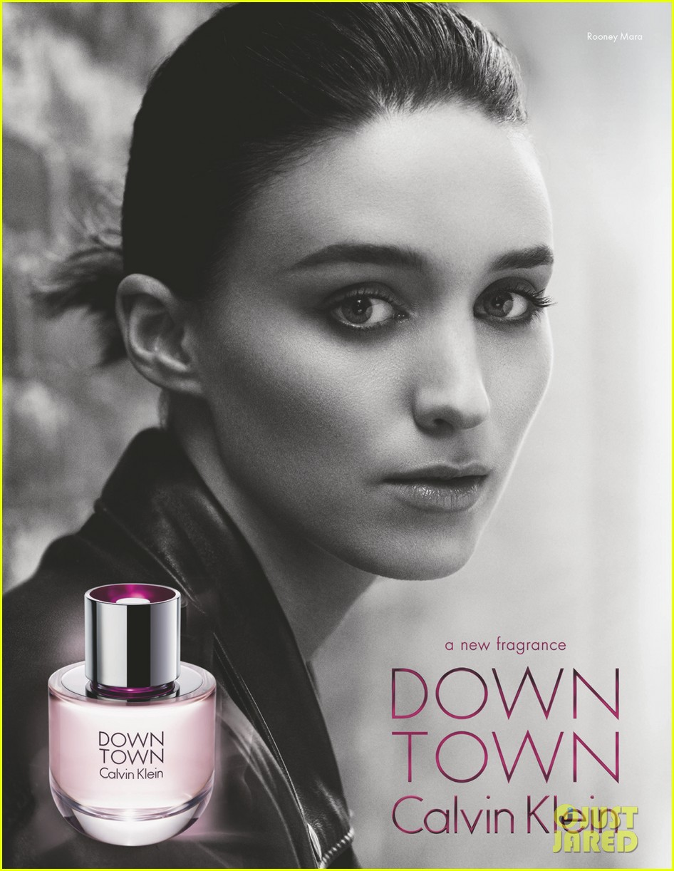 rooney mara calvin kleins fragrance newest face 01