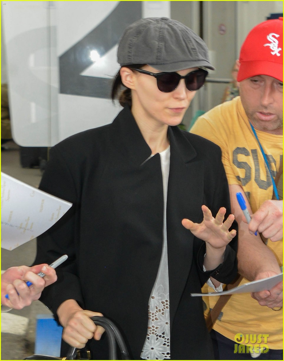 rooney mara vanessa paradis touch down for cannes 042871142