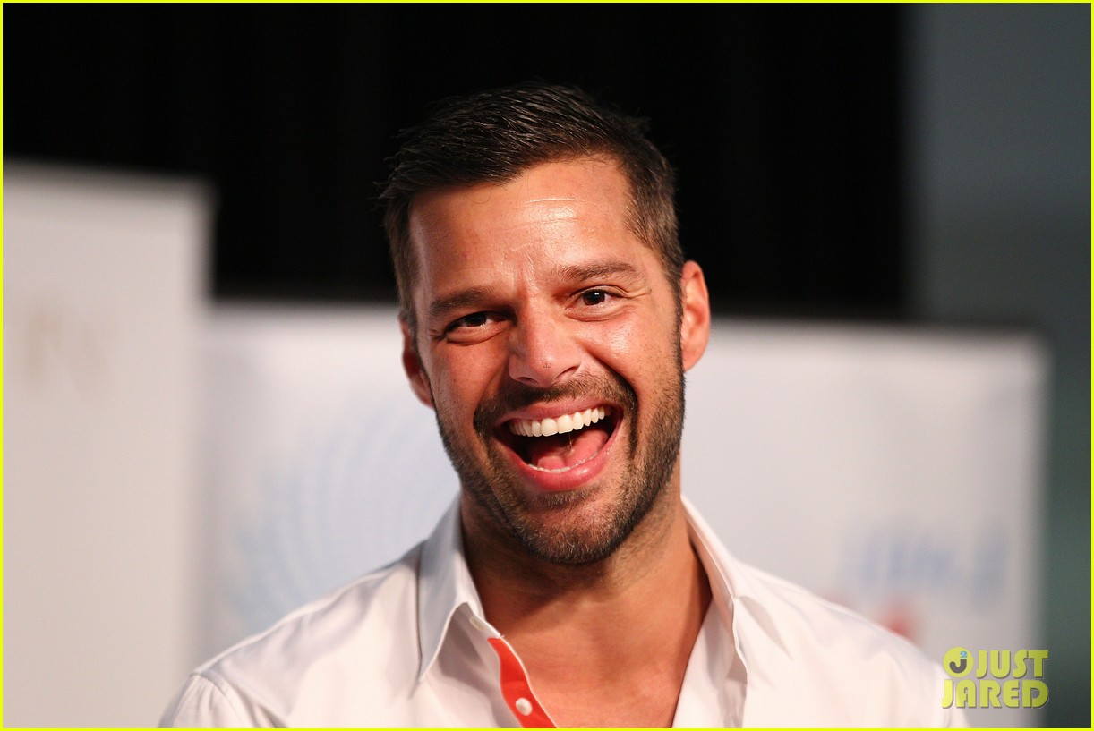 ricky martin meets fans at greatest hits event in australia 102867600