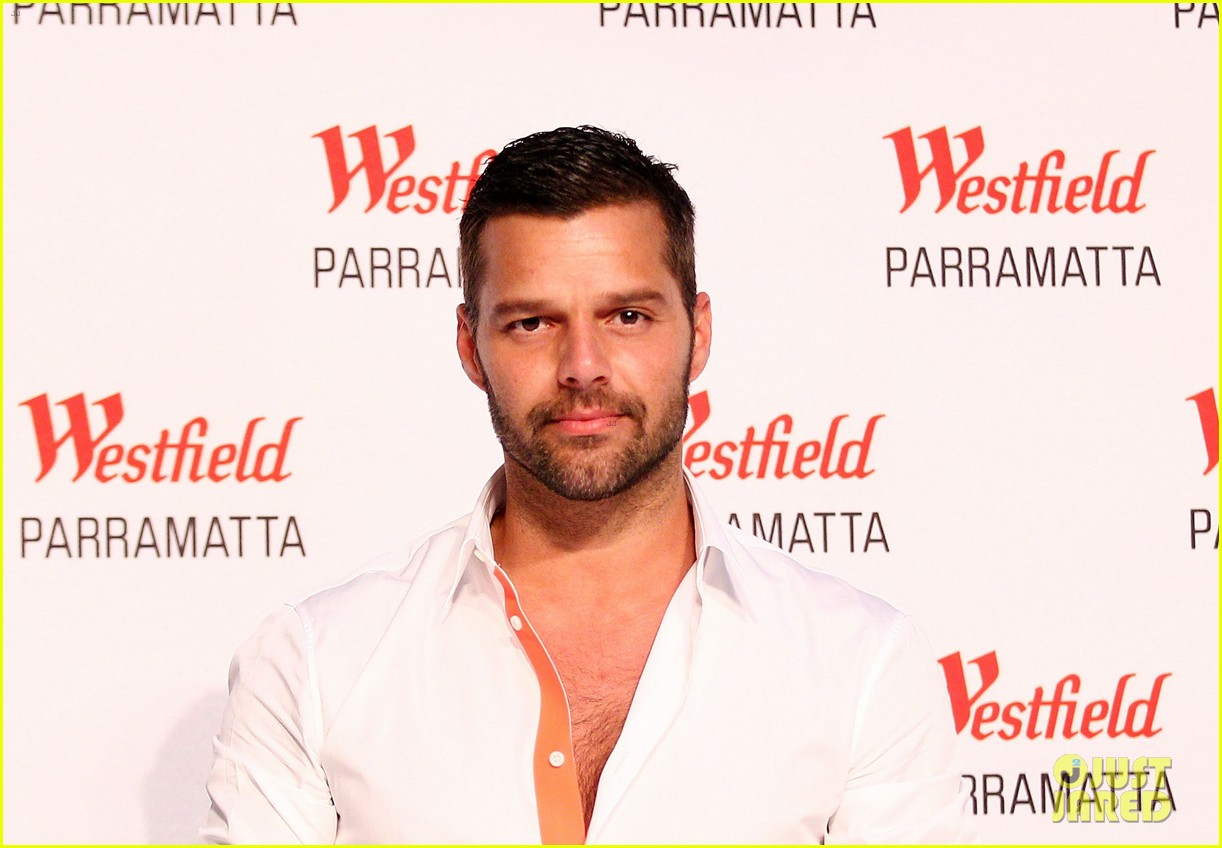 ricky martin meets fans at greatest hits event in australia 182867608