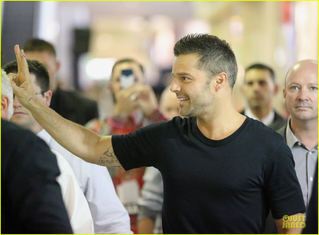 ricky martin puerto rico equal rights advocate 132868511