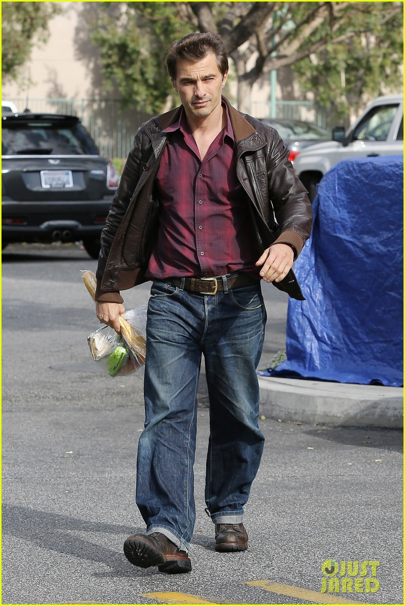 olivier martinez bristol farms snack 122865868