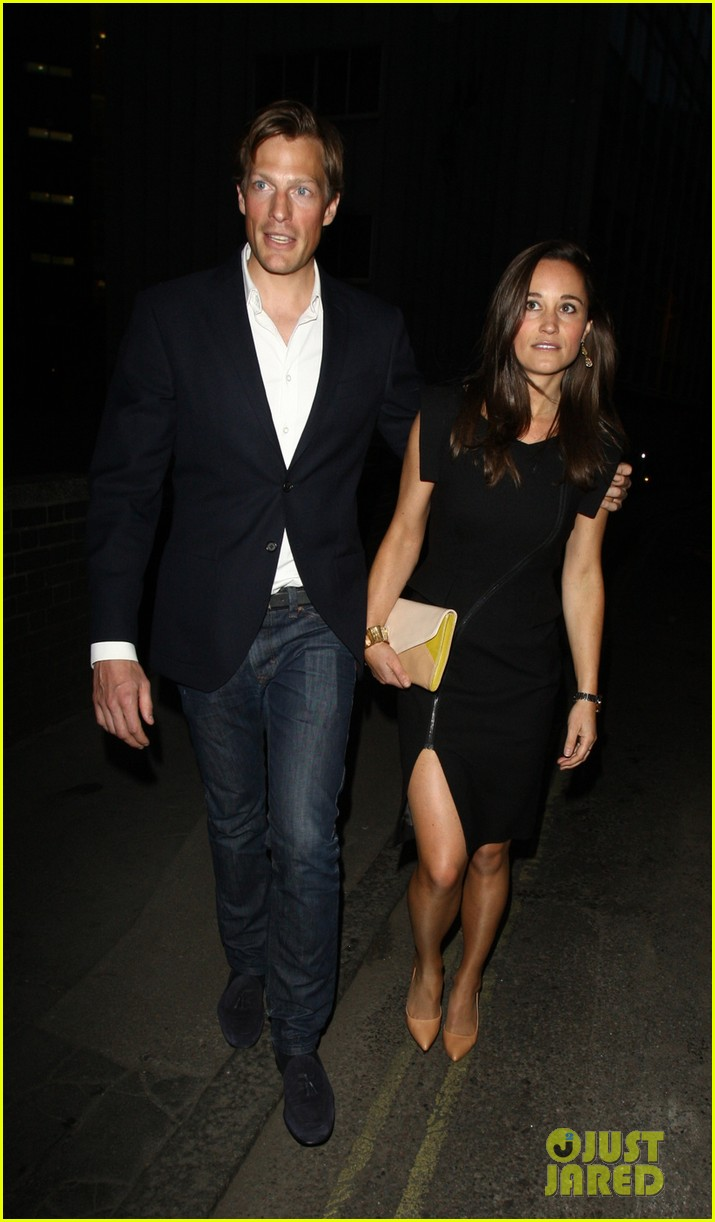 pippa middleton beau party with brother james middleton 032876076