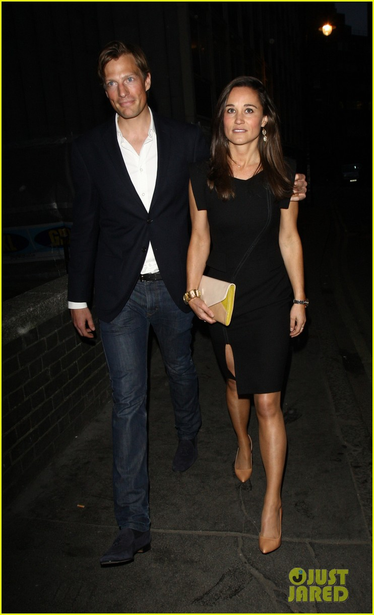 pippa middleton beau party with brother james middleton 052876078