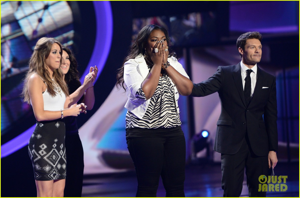 angie miller tearful american idol farewell watch now 012867704