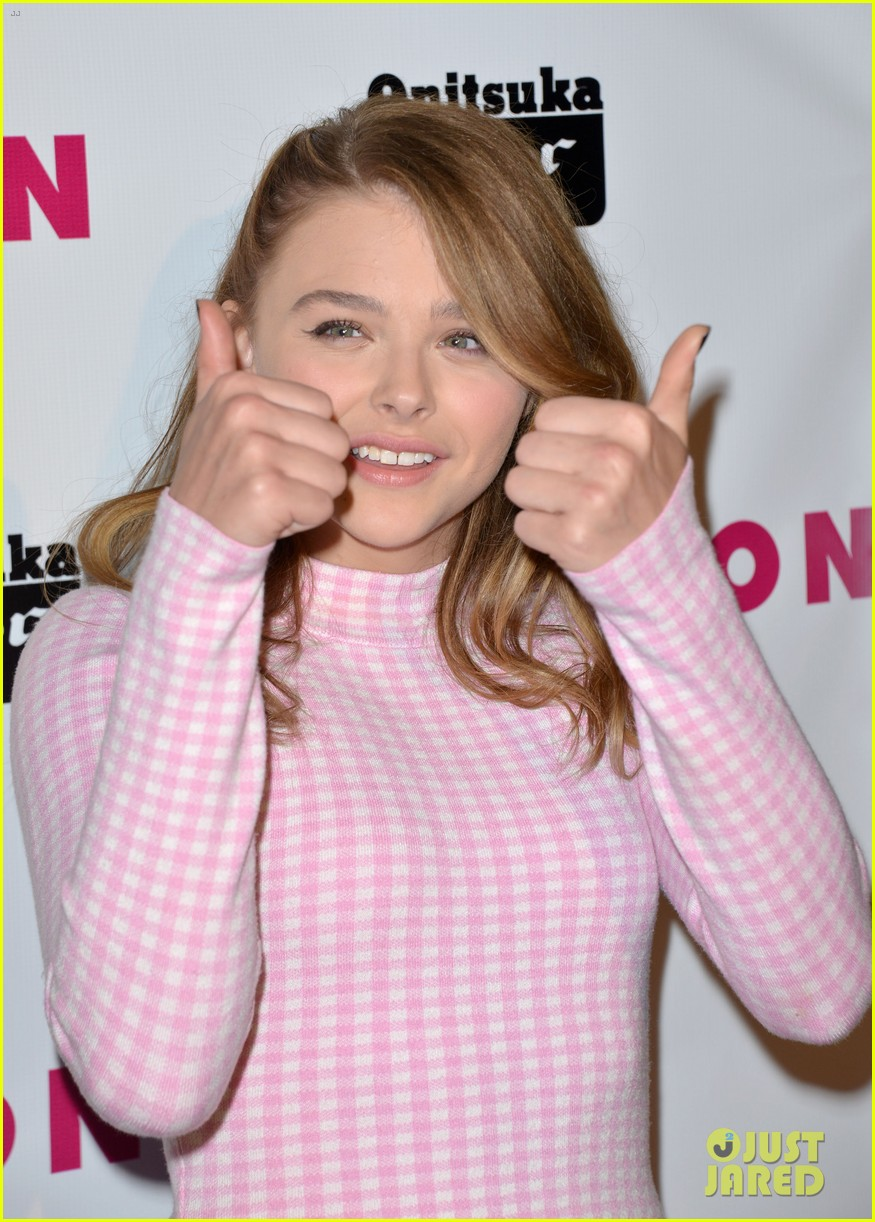 chloe moretz nylon young hollywood party 112870782