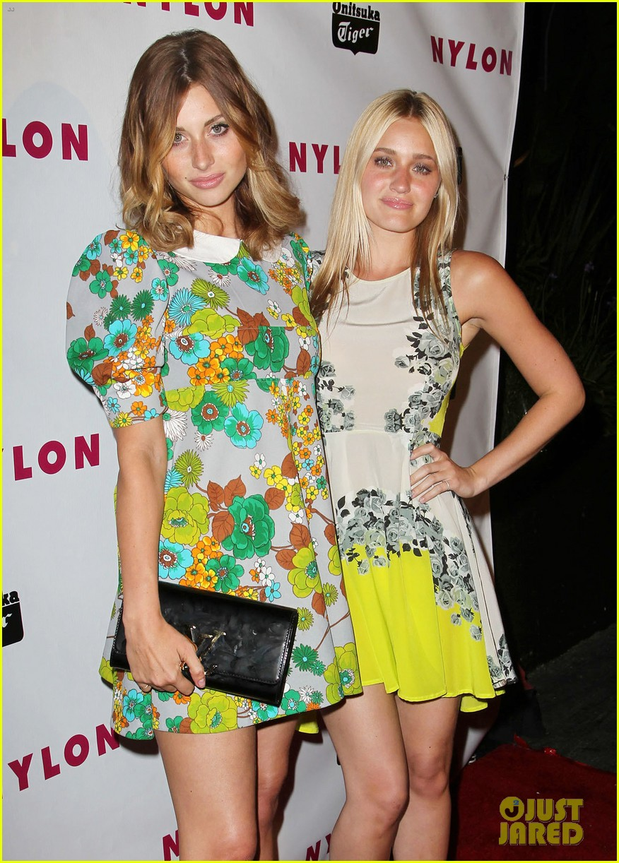 chloe moretz nylon young hollywood party 212870792