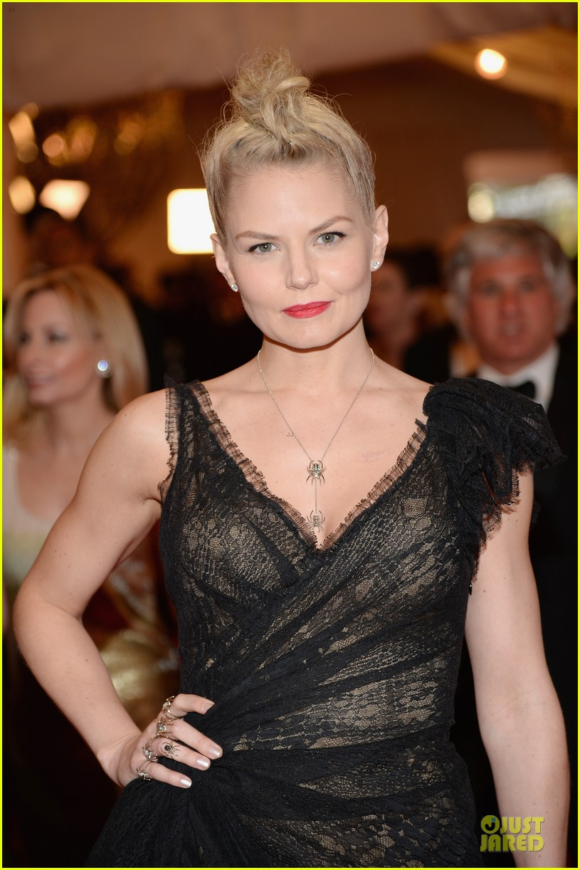 jennifer morrison met ball 2013 red carpet 022865061