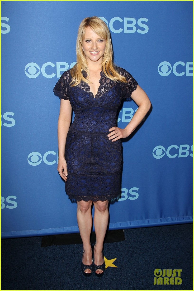 how i met your mother big bang theory casts cbs upfront 2013 13