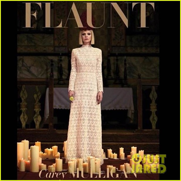 carey mulligan covers flaunt magazine 03