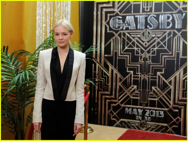 carey mulligan repeats outfit at flaunt party in cannes 082874422