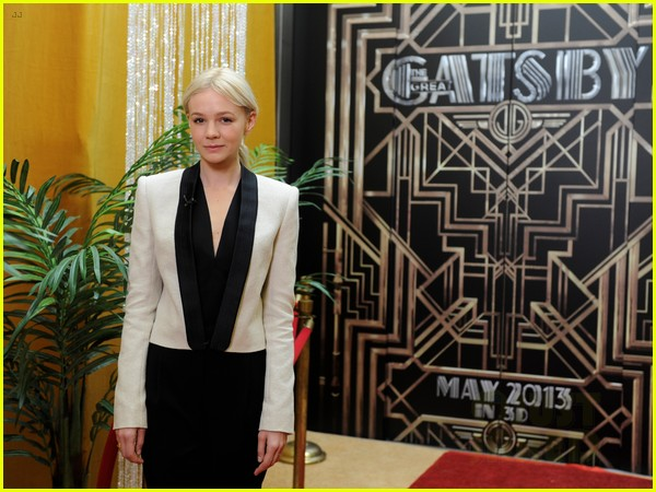carey mulligan great gatsby premiere gma appearance 062862014