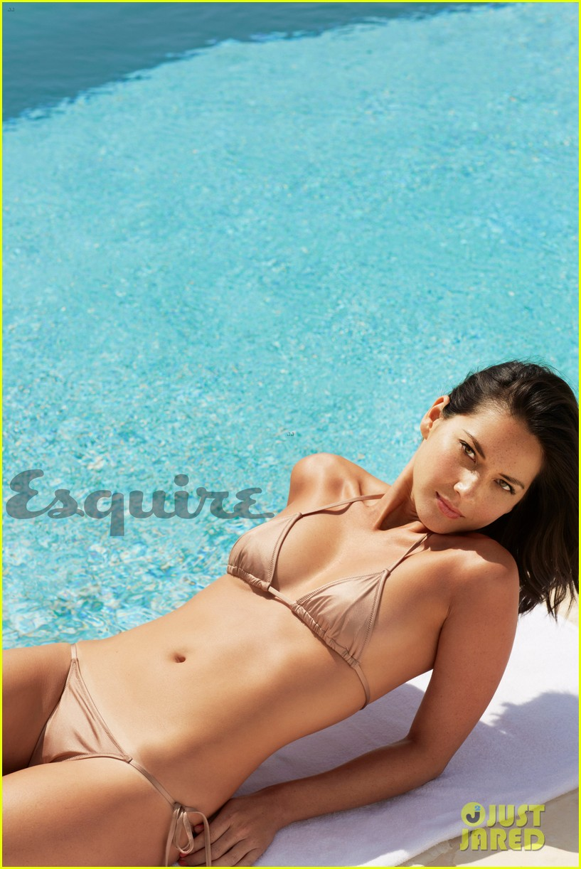 olivia munn bikini babe for esquire june july 2013 012874984