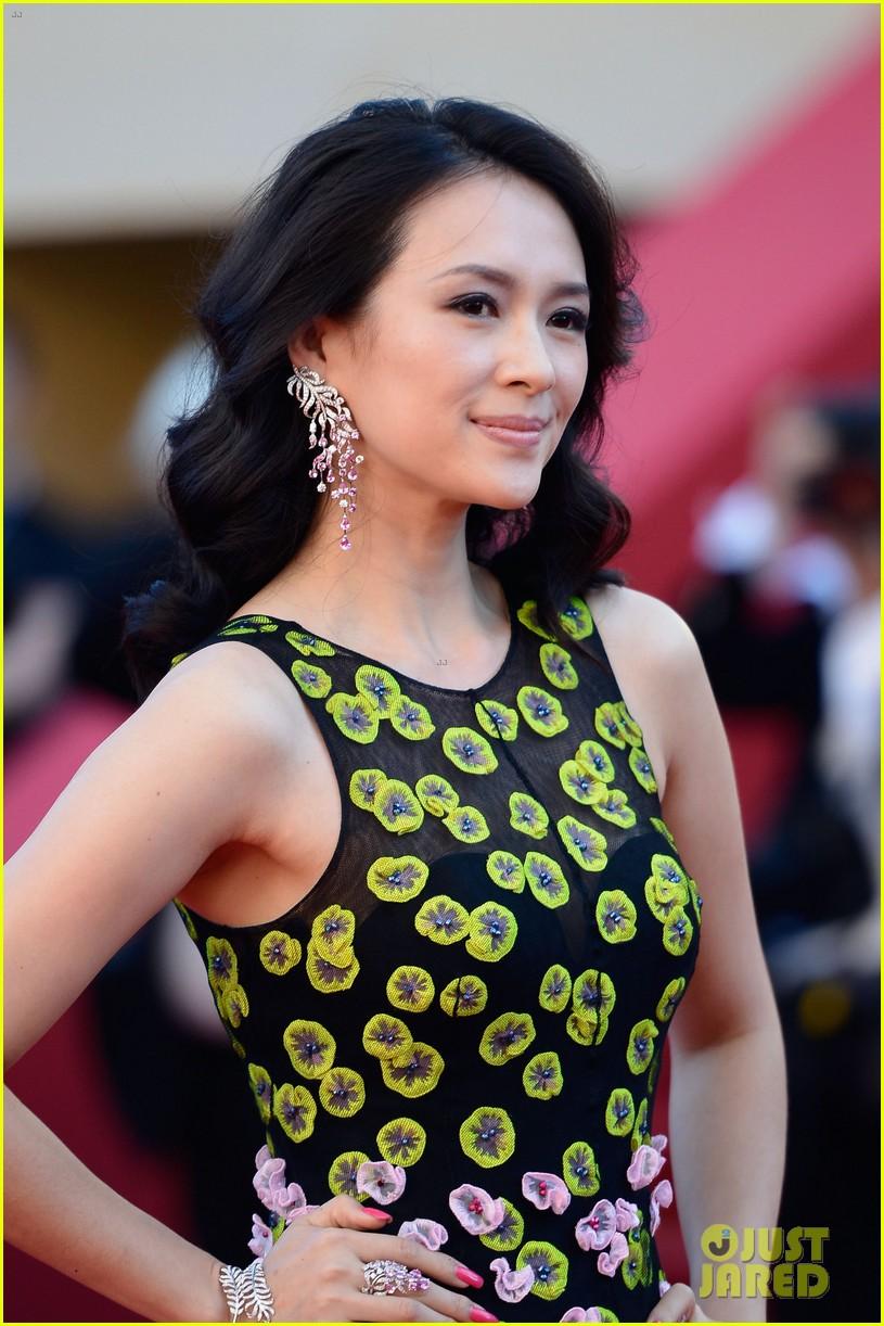 Ziyi Zhang Nude