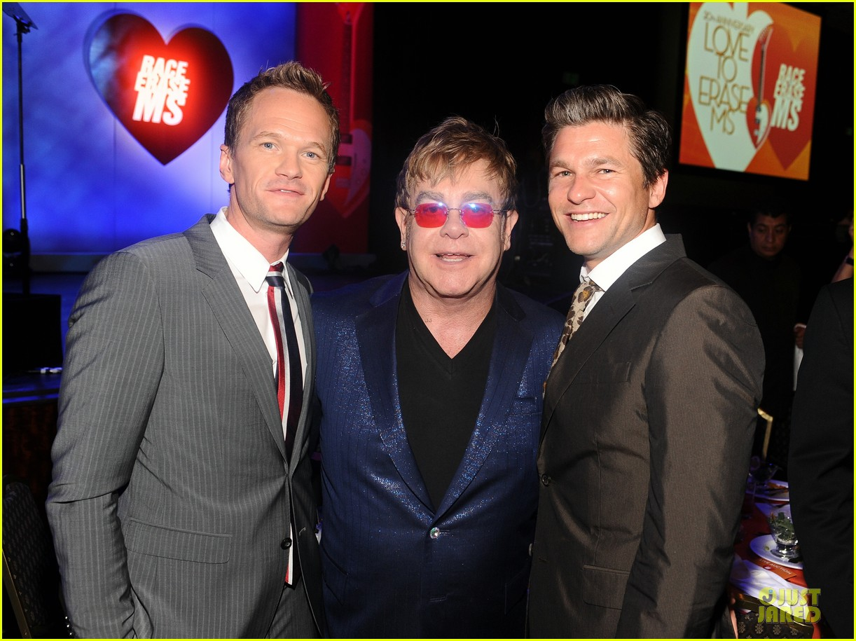 neil patrick harris david burtka race to erase ms gala 042863301