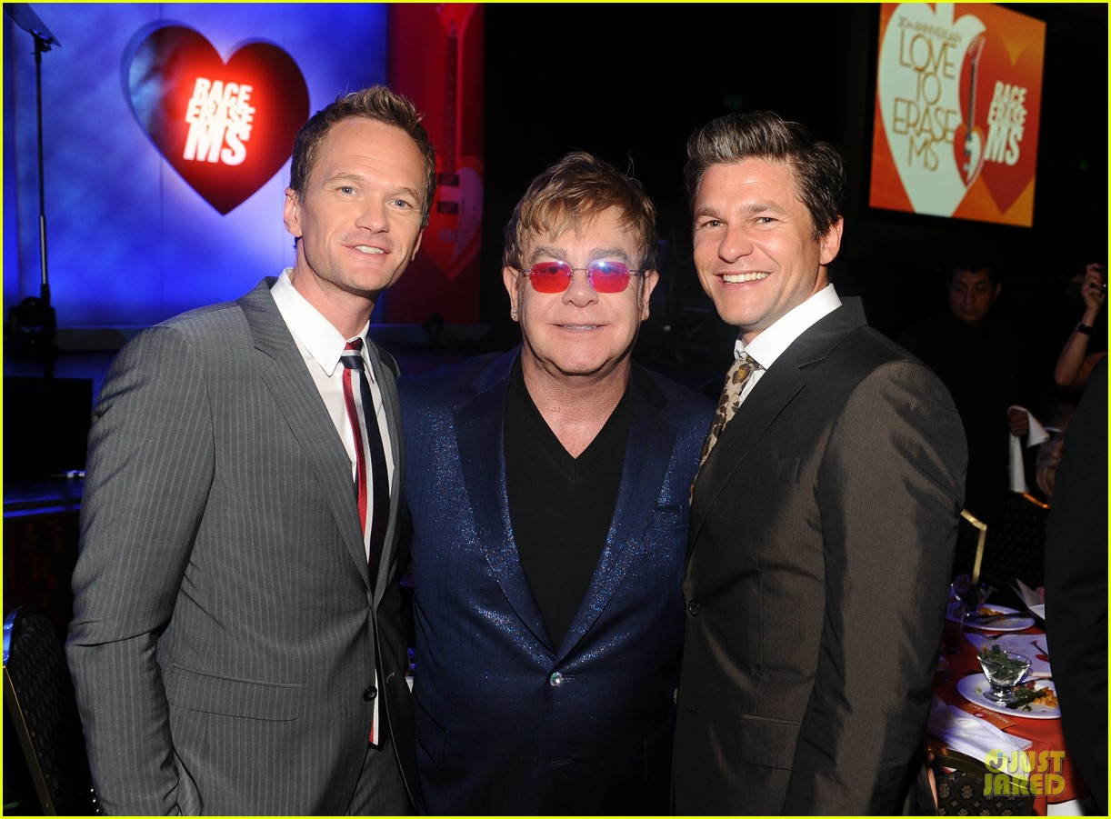 neil patrick harris david burtka race to erase ms gala 072863304