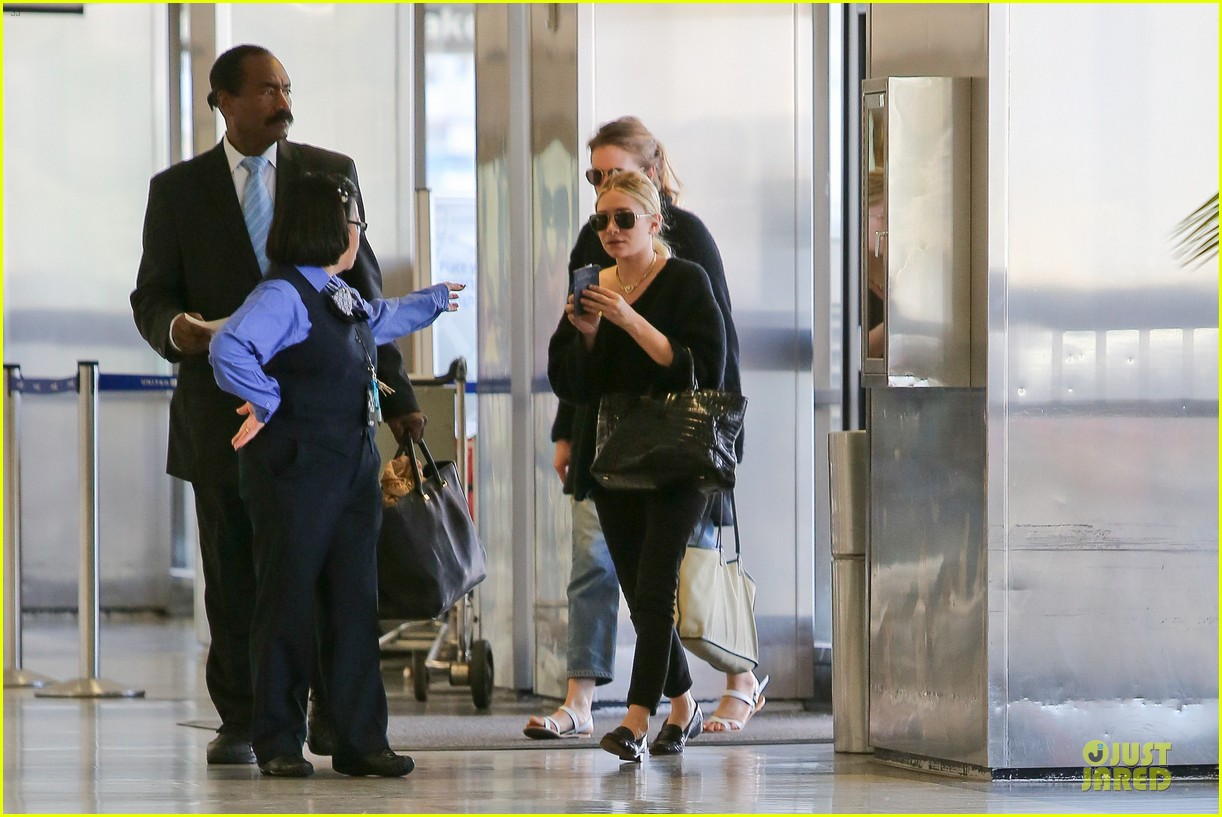 ashley olsen memorial day lax departure 012879650