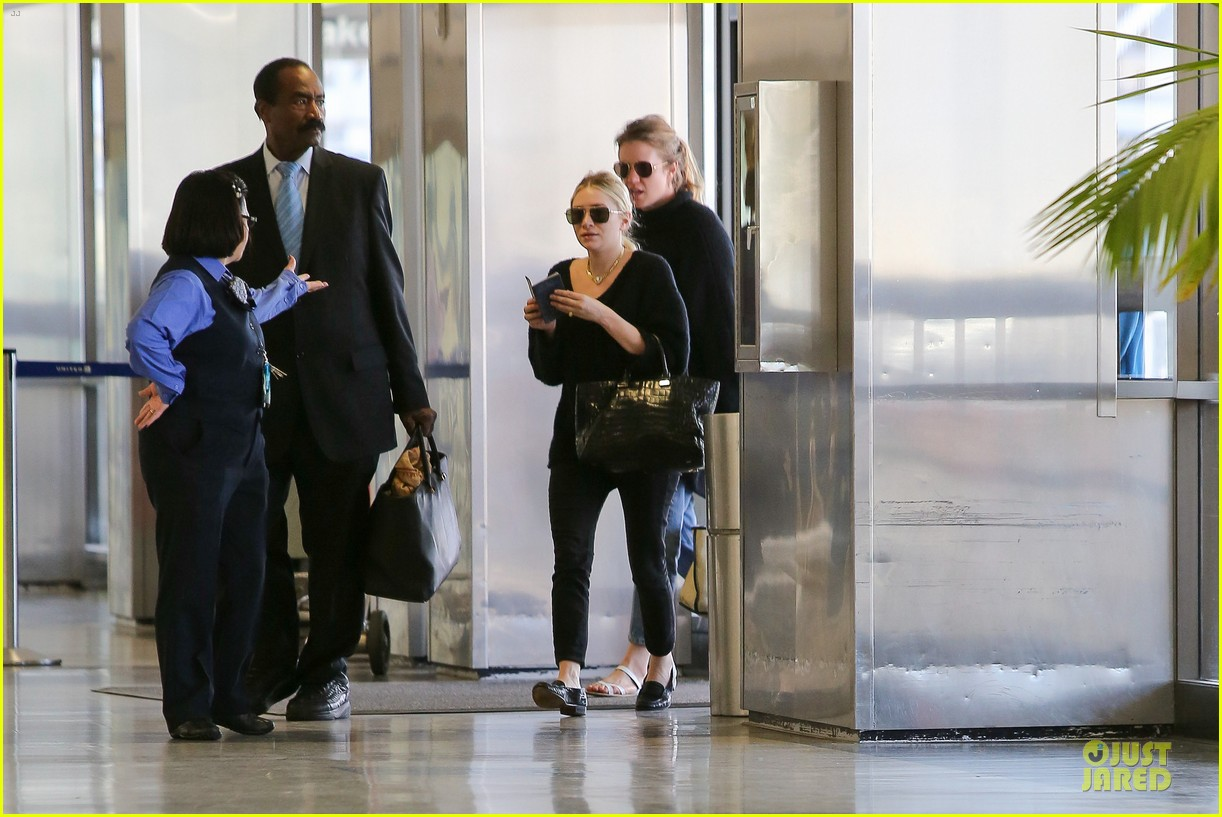 ashley olsen memorial day lax departure 122879661