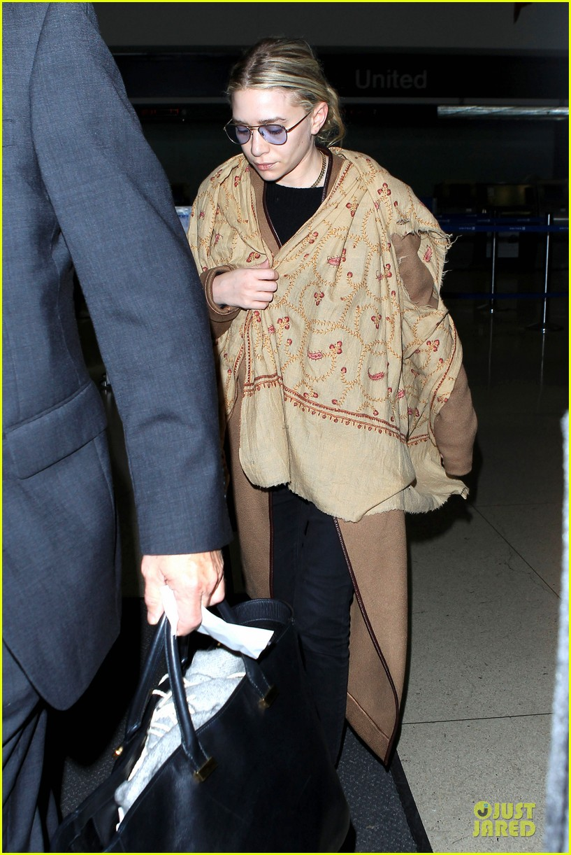 ashley olsen shopping trip after lax arrival 202868604