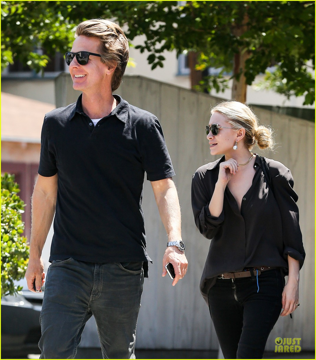 ashley olsen shopping trip after lax arrival 272868611