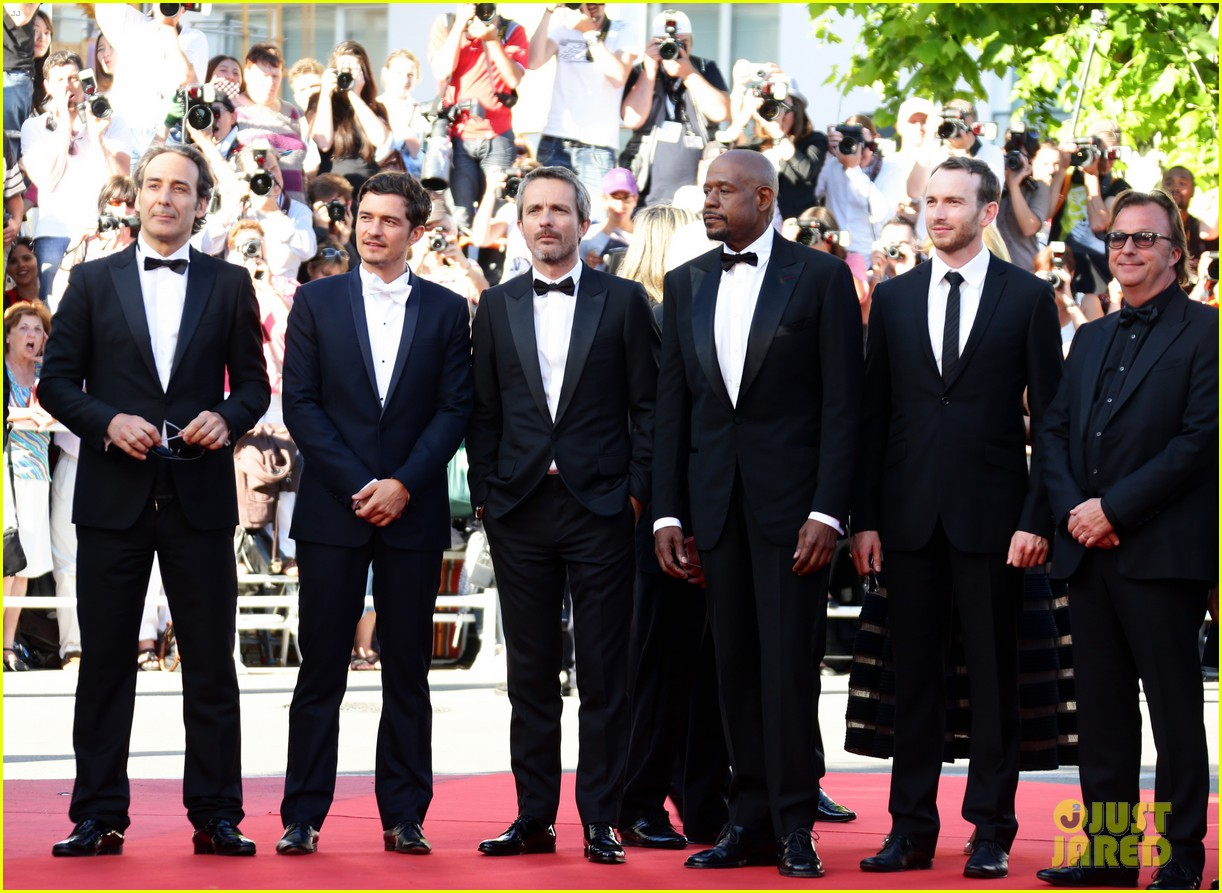 orlando bloom forest whitaker zulu cannes premiere 012878494