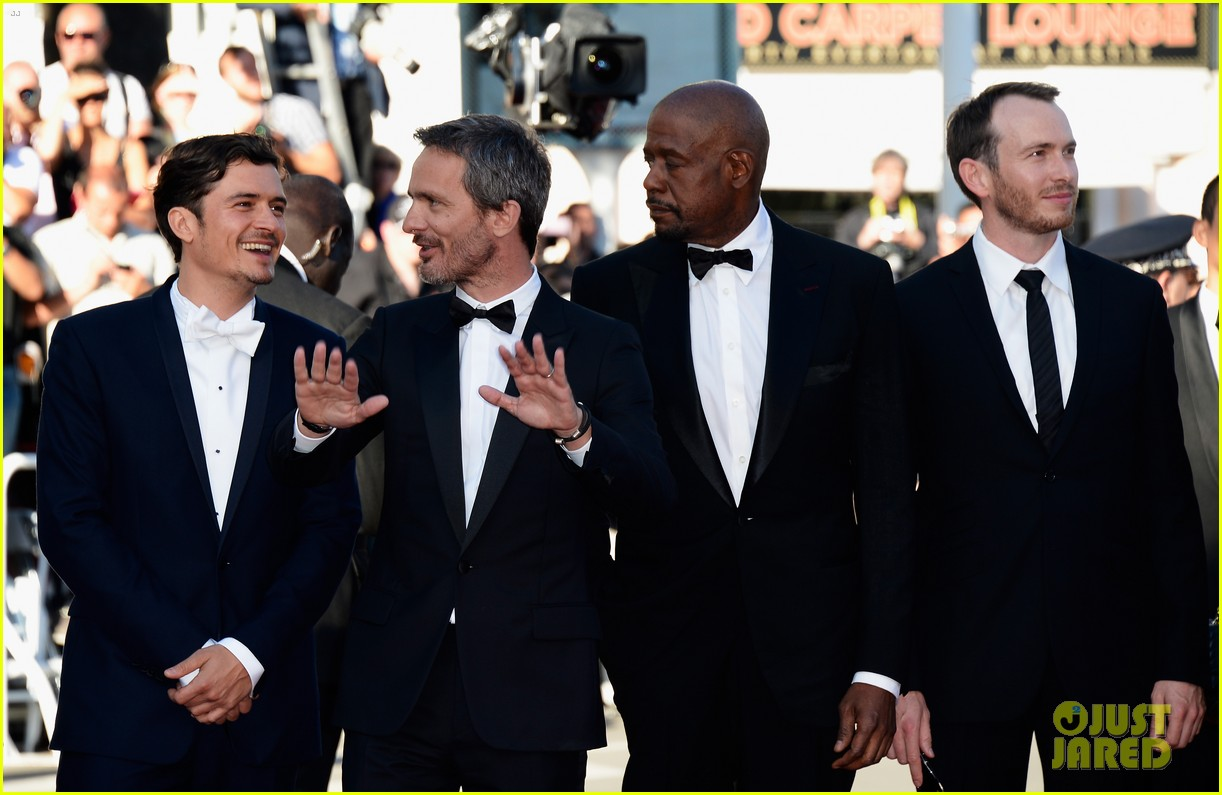 orlando bloom forest whitaker zulu cannes premiere 052878498