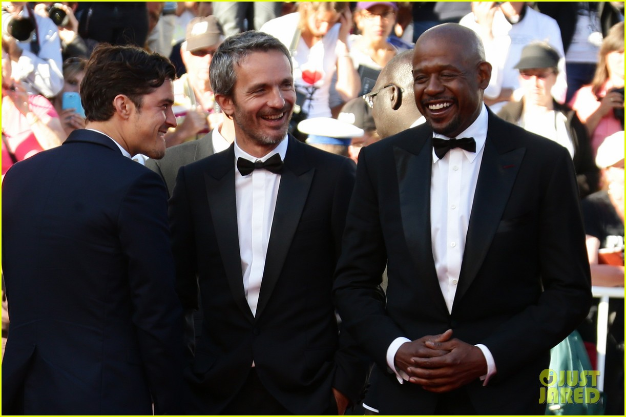 orlando bloom forest whitaker zulu cannes premiere 112878504
