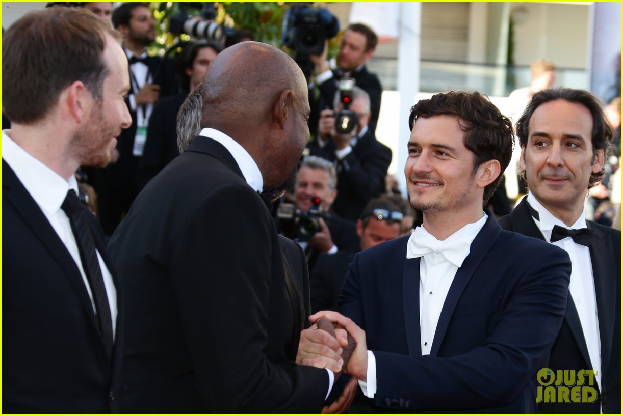 orlando bloom forest whitaker zulu cannes premiere 142878507