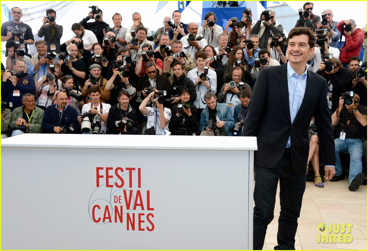 orlando bloom forest whitaker zulu photo call 102878365