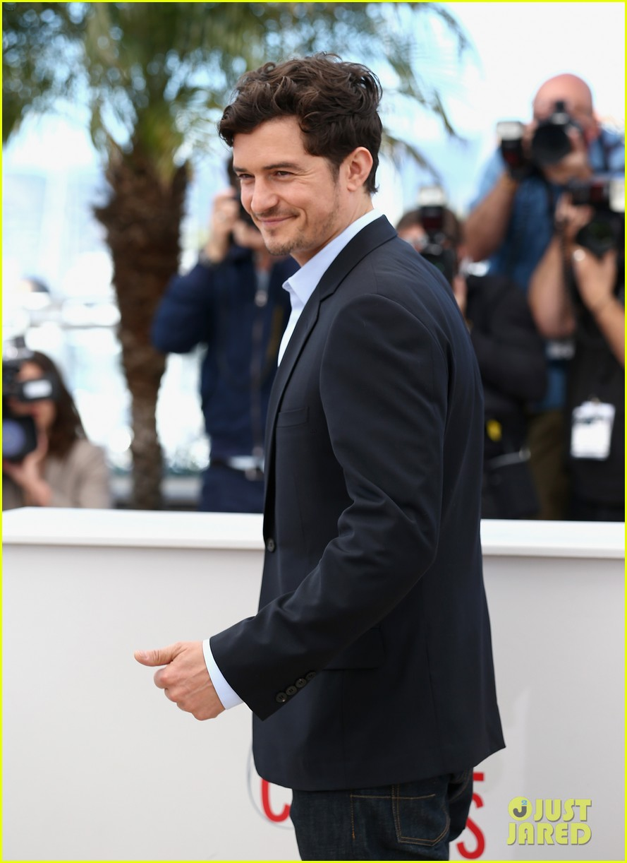 orlando bloom forest whitaker zulu photo call 142878369
