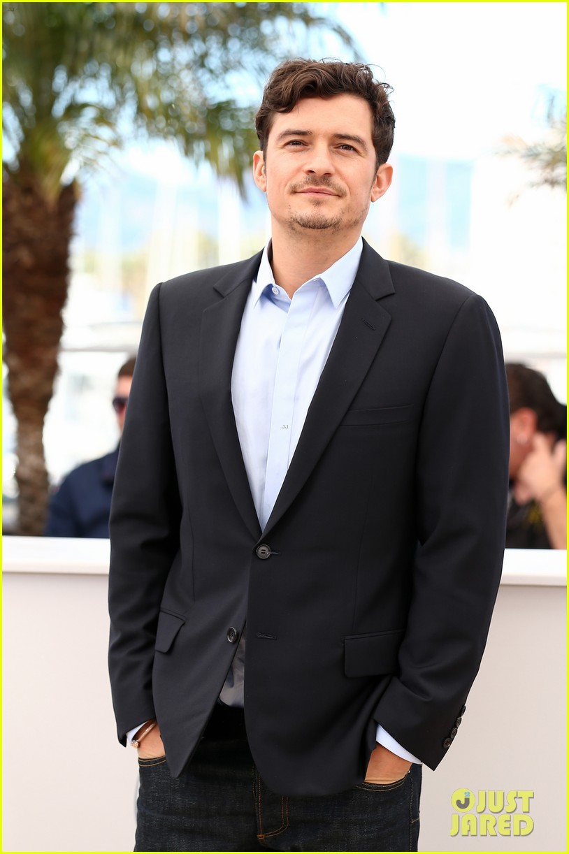 orlando bloom forest whitaker zulu photo call 23