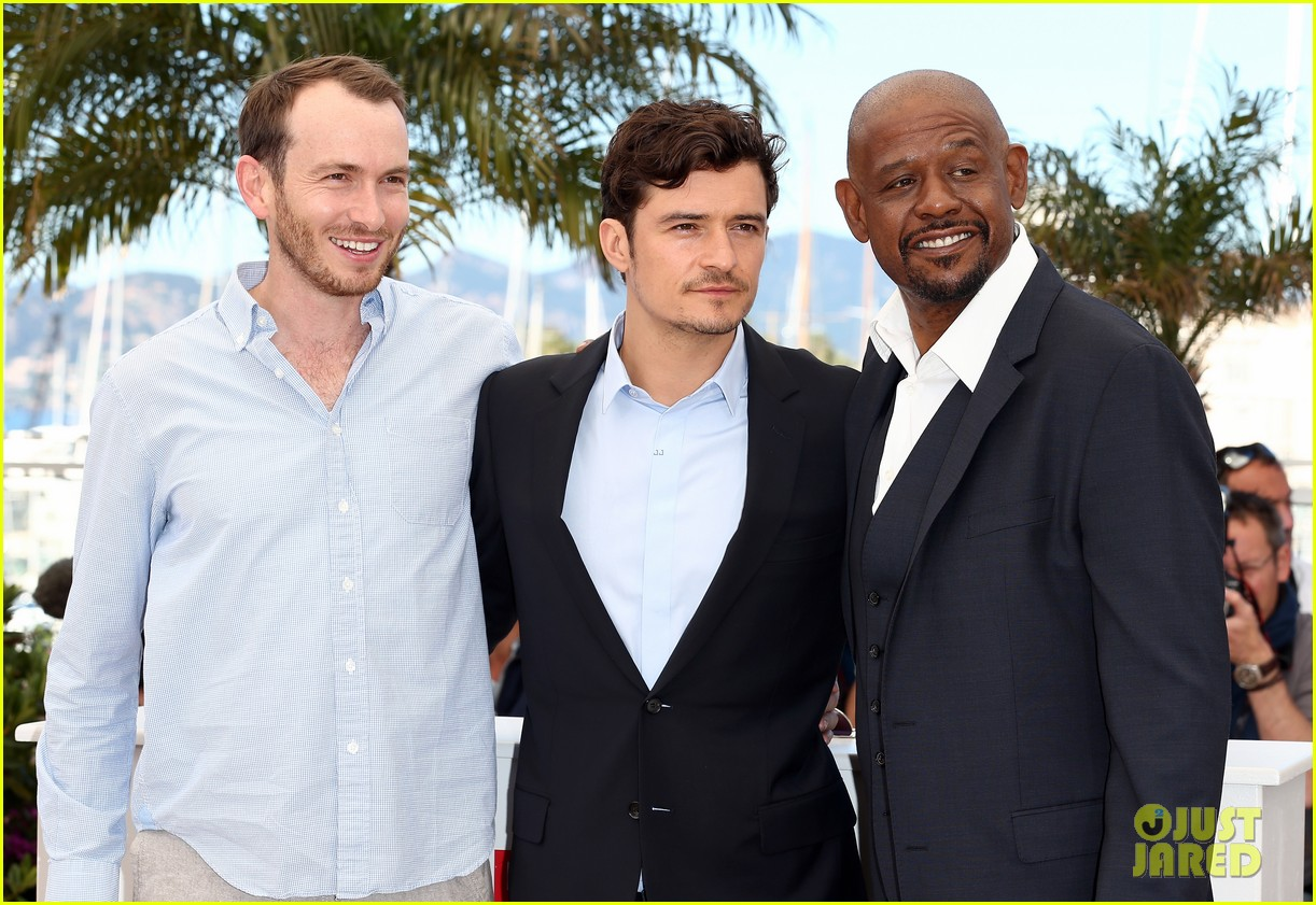 orlando bloom forest whitaker zulu photo call 262878381