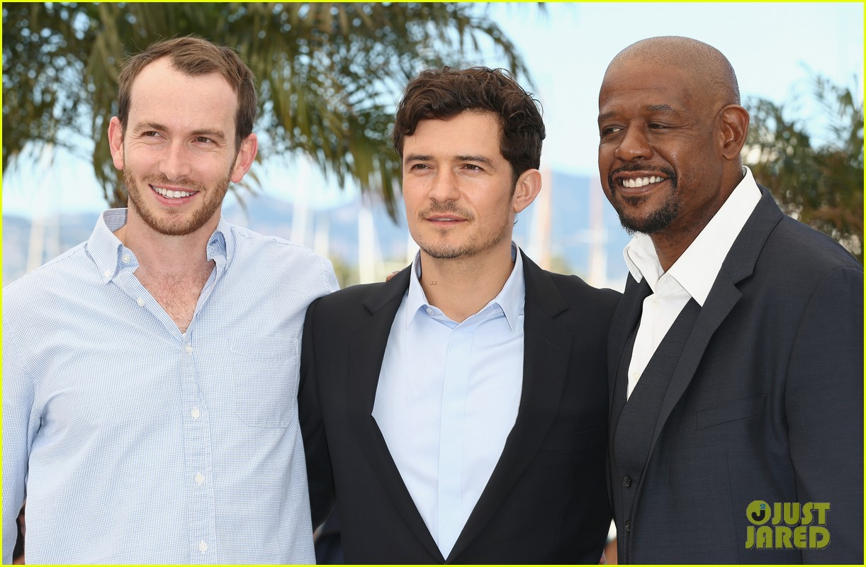 orlando bloom forest whitaker zulu photo call 272878382