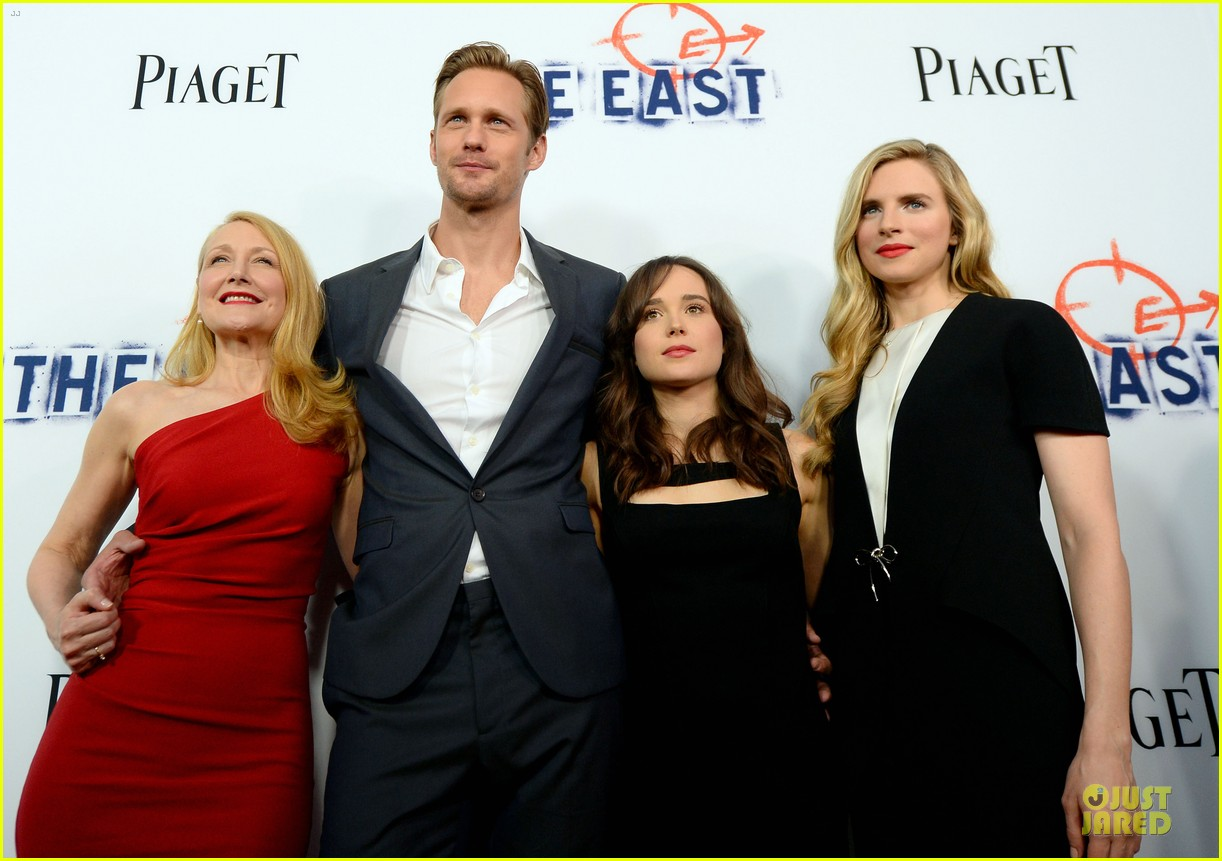 ellen page brit marling the east hollywood premiere 182879831