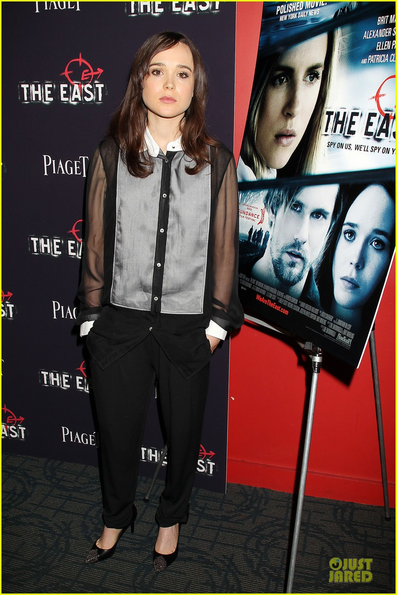 ellen page brit marling the east new york premiere 052875164