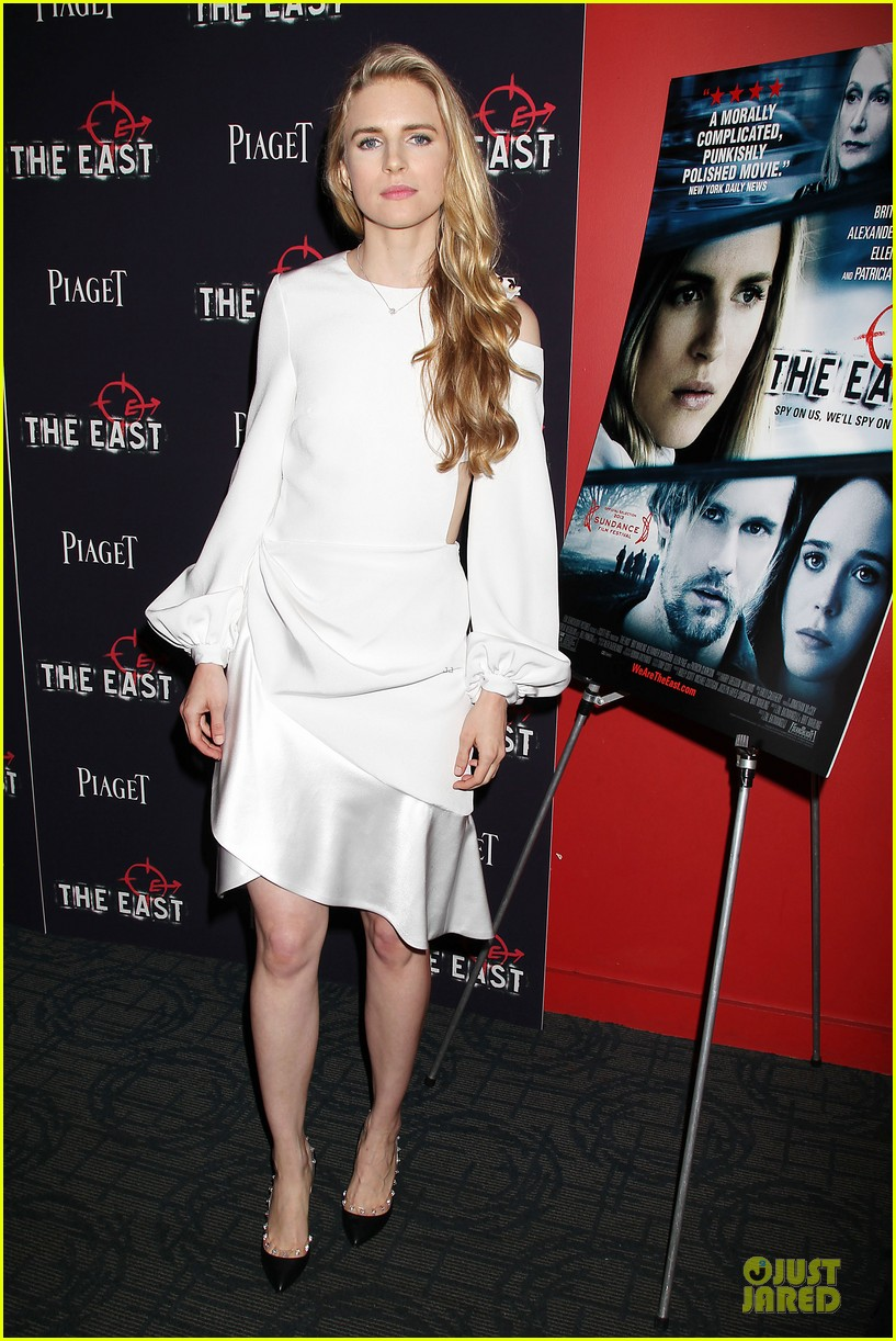 ellen page brit marling the east new york premiere 072875166