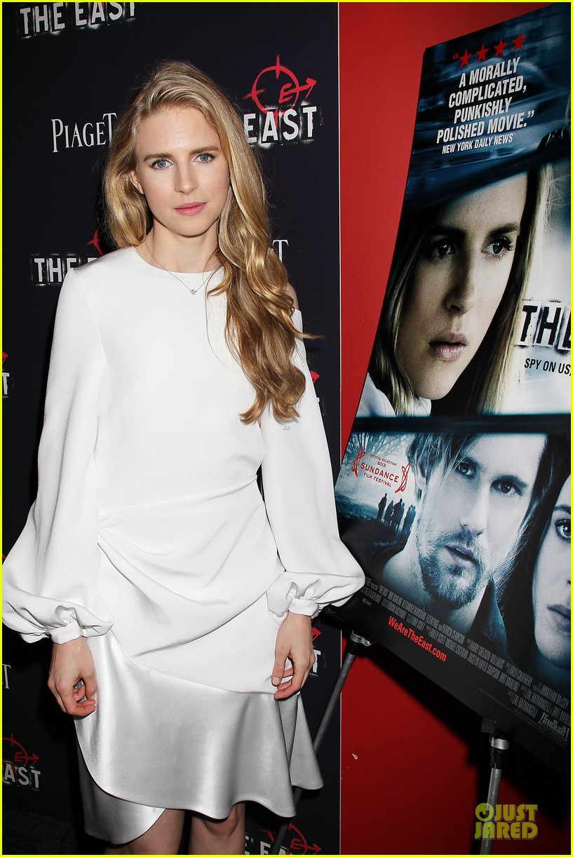 ellen page brit marling the east new york premiere 112875170
