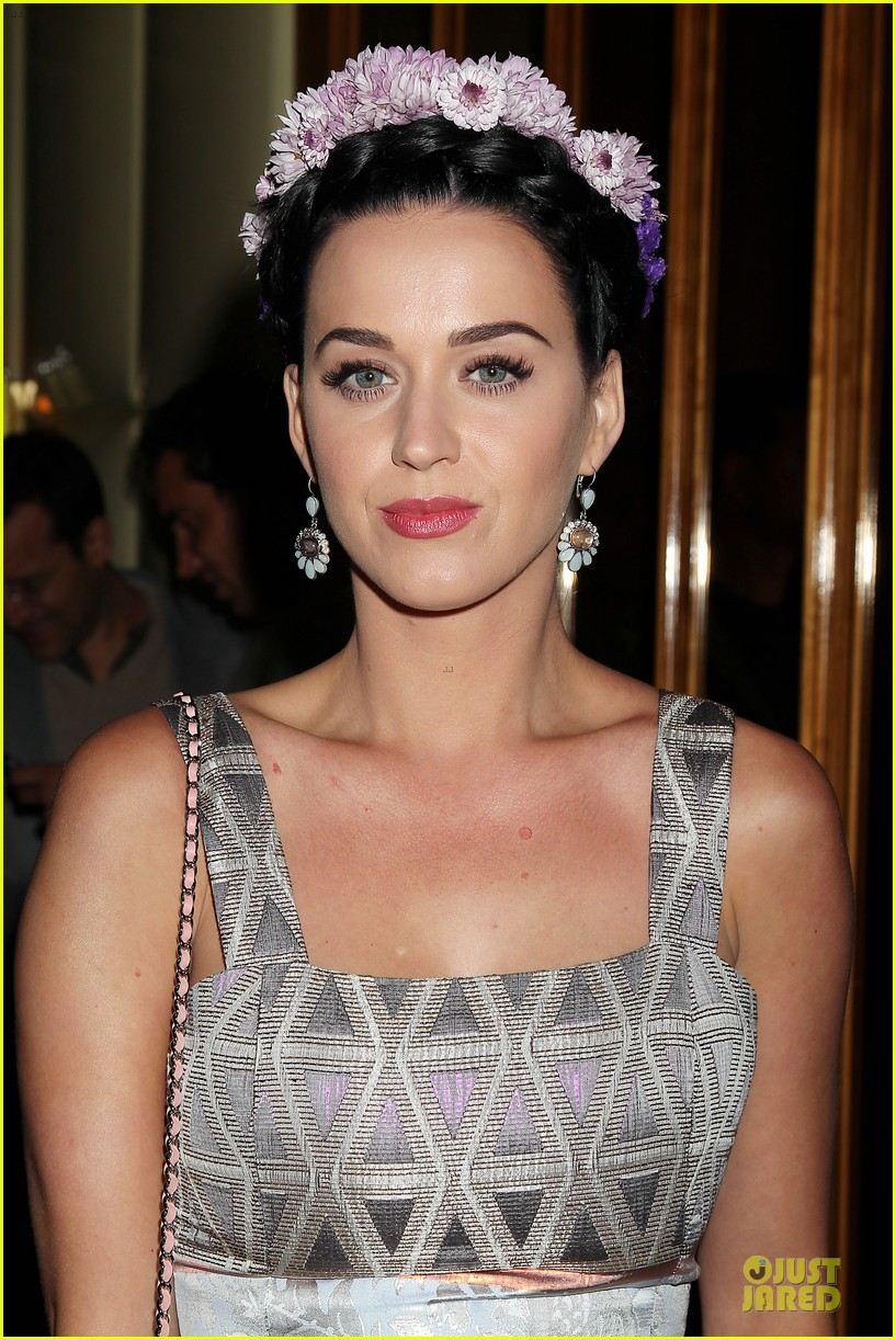 katy perry gwen stefani pre met great gatsby after party 082864695