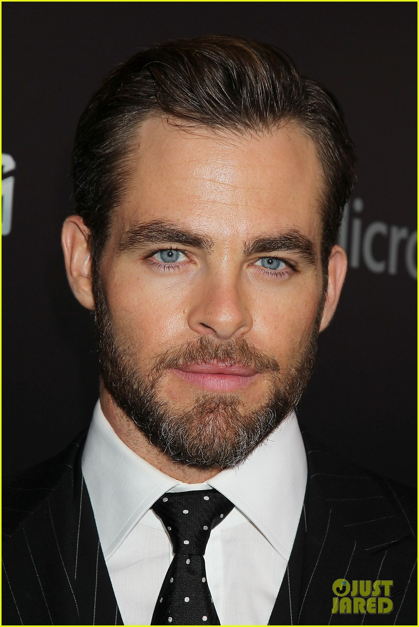 chris pine benedict cumberbatch star trek nyc screening 222867517