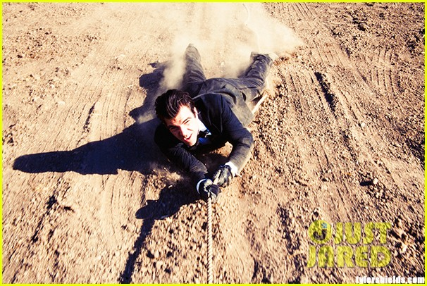 zachary quinto shirtless muddy for tyler shields photo shoot 012865898