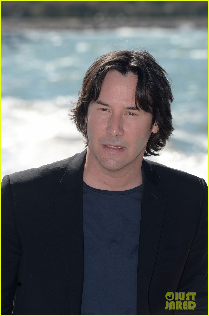 keanu reeves man of tai chi cannes photo call 022874739