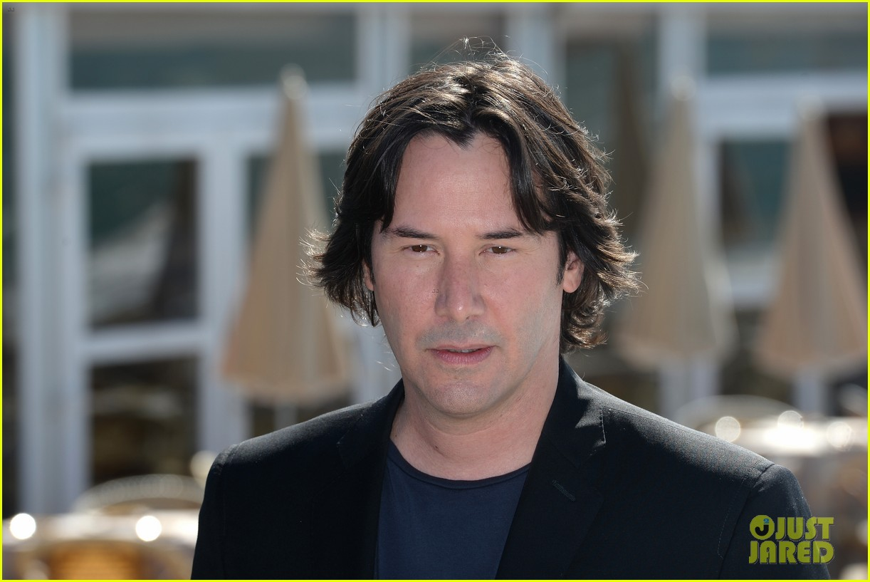 keanu reeves man of tai chi cannes photo call 062874743