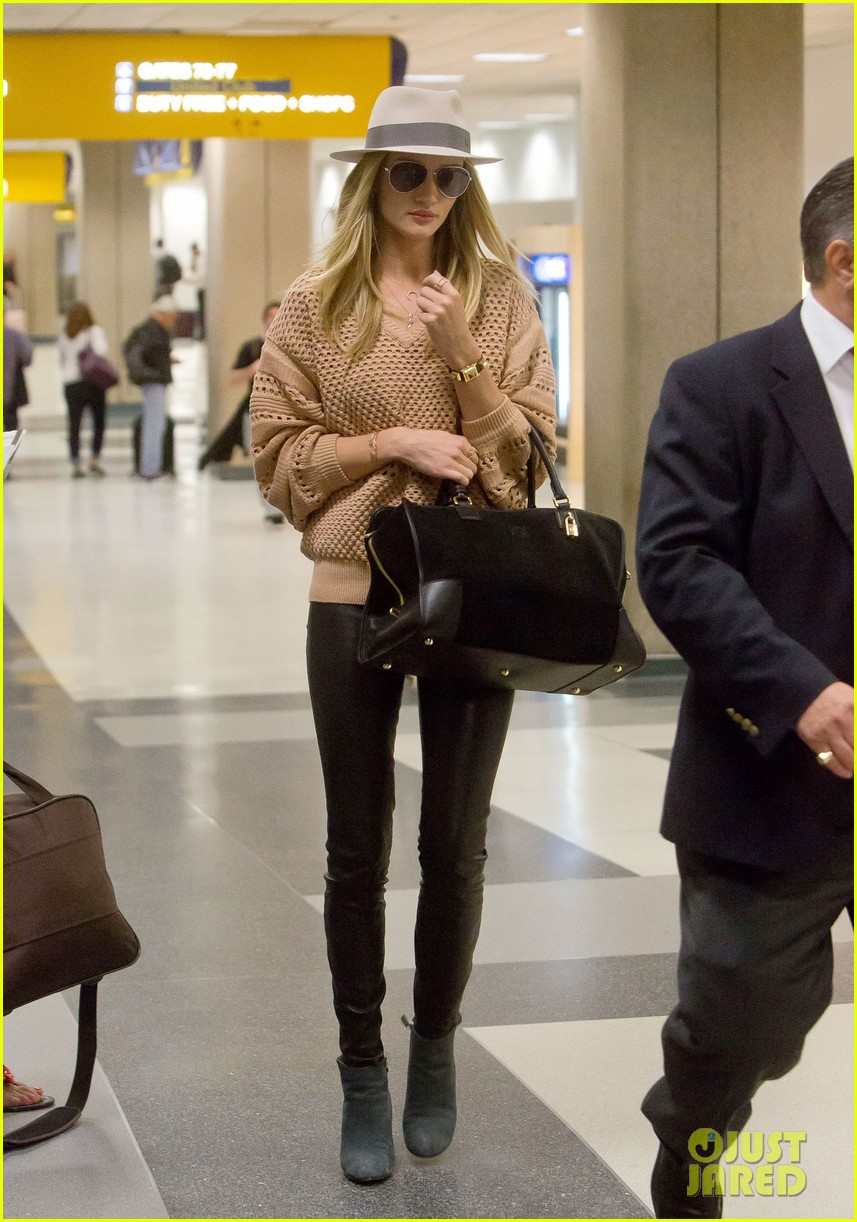 rosie huntington whiteley lax after great photoshoot 022861807