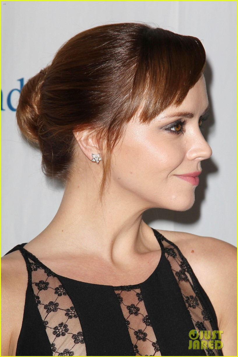 christina ricci fresh air fund event with victor cruz 162881084