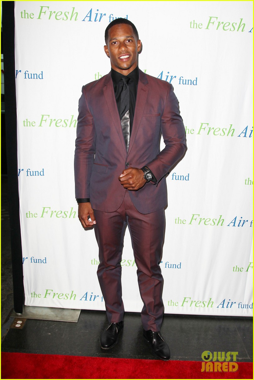 christina ricci fresh air fund event with victor cruz 20