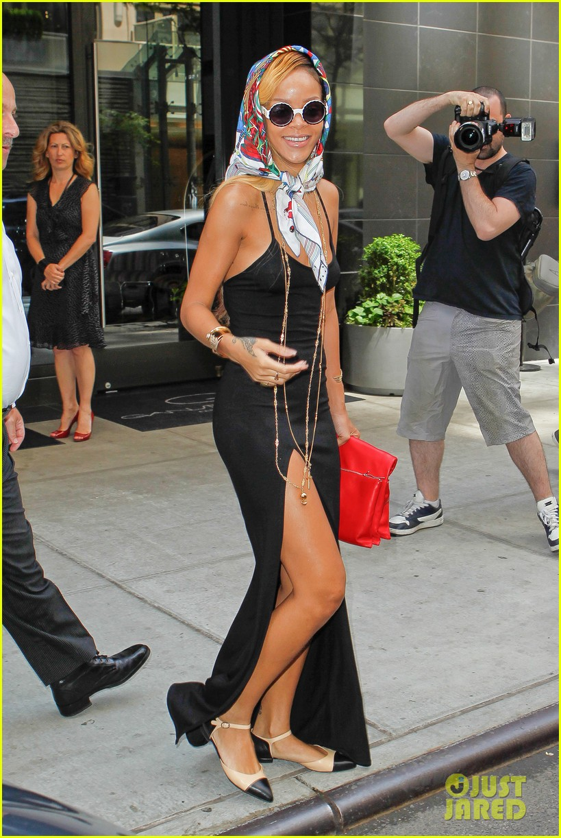 rihanna summer in de air in new york city 012872213